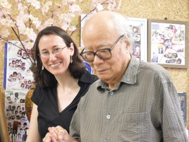 With LEX founder Yo Sakakibara